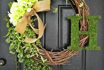 Wreaths / by Lisa Baer