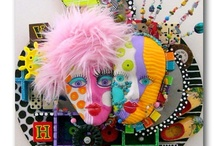Faces of Whimsical Emotion / by Mizz Debby