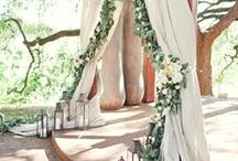 Our prefect day / Themes and ideas on guestbook, colors, themes, inside and outside. / by Sarah Gaddis