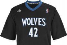 MN Timberwolves Merchandise  / by Minnesota Timberwolves