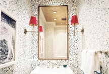 bathrooms / by Margaret Young