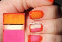 Nail Obsession / All things nails! / by Nairi B