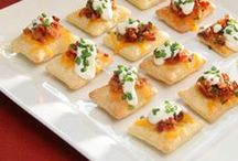 Appetizers - Savory / by Dawn