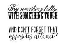 Fonts/typography/posters/printables / by Sarah Rodger