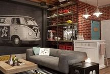 Residential - Living & Lounge / by Doug Cannafax