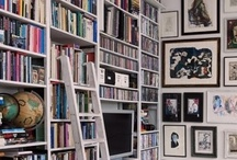 Bookcases / by Christopher Anderson
