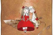 Art  ( Illustrations ) !!! / by Karen & Ray