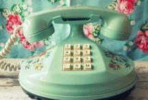 telefones / by Soraya Rejane Correia