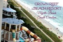 Myrtle Beach Hotel Reviews / Learn more about what others think about Myrtle Beach hotels! / by VacationMyrtleBeach