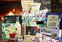 Hampers / Take a look at the treasures we've hand-picked for this year's hampers, we've got fun family hampers, luxury gift hampers and food hampers.  / by Lakeland Loves