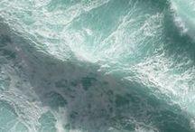 The Sea / The ocean / by Tara Leaver | Artist & Creative Guide