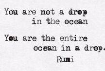 Quotes / by Rachel Massarella