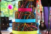 Totally Tubular Twos / 90's themed 2nd birthday party / by Angela Bishop