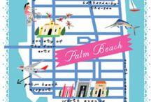 Escape // Palm Beach / by Jessica Hamm