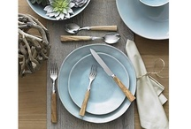 Place Settings & Props / by Nealey Dozier   Dixie Caviar