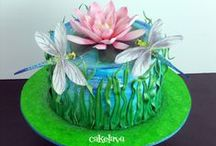Cakes / by Linda B