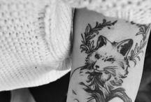 {skin & ink} / by wallflowerfox