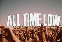 Dedicated All Time Low area. / by Linsi