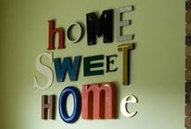 home [inspiration, decor ideas, etc...] / Home decor inspiration and DIY / by Jessica Bolton