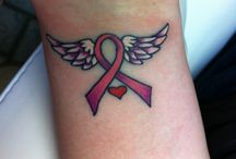 Breast cancer tattoo ideas / by Kaila Romano