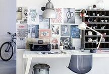Home: Office / by Laura Matson