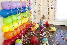 Little ones birthday ideas / by Kaila Romano