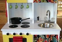 Play Kitchens / by Eve Fox