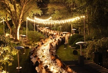 Fantasy Wedding Gardens / The more charming the venue for your outdoor wedding, the more beautiful it can be. / by Lenox