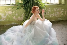 Wedding Gown Runway / The Lenox lifestyle includes a passion for fashion. Here we collect wedding gowns from the runways past and present to inspire you and start you dreaming of your own perfect gown. / by Lenox