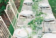 Outdoor Party Decor / by Lenox