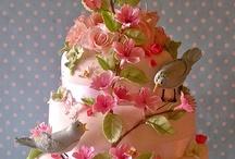 Wedding Cake Artistry / by Deborah LaTour