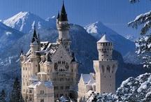 Castles and Grand Residences / by Deborah LaTour