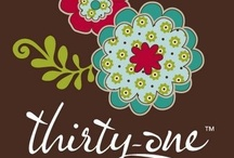 Thirty One Products  / by ⚓ Melody Gause