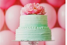 Wedding Cakes / The centerpiece of the reception, the wedding cake. Also groom's cakes, un-cake cakes, and more. / by Lenox