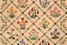 Applique Quilts / by Claire Meldrum