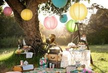 The Posh Picnic / Add style to your picnic with pretty decor and florals. / by ProFlowers