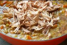 Meaty Recipes / by Eve Fox