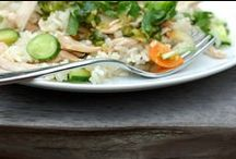 Salads / by Eve Fox