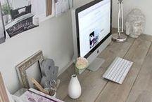 Office/Craft Desk / by Sisko-Mari Singleton
