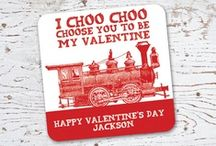 Valentines for Boys / by Christy @ Raising Knights