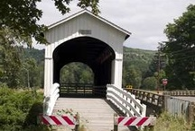 Covered Bridges / by Beverly .