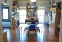 Homeschool Rooms / by Christy @ Raising Knights
