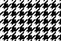 Houndstooth / by Patty Stagg
