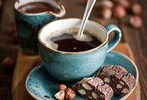 Coffee Time! / For the love of a good cuppa joe, java, coffee, espresso, latte, mocha,....YUM!! Caffeine goodness!~ / by Julia Di Sano
