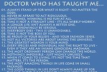 Doctor Who in Our Homeschool / by Christy @ Raising Knights