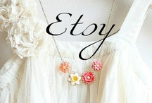 Etsy Enchantment  / Most of these finds are from etsy but not all... / by Lil Nerdy