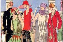 Fashion ~ 1900 - 1939 / Fashion / by Nancilee Jeffreys Iozzia