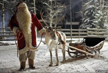 Here Comes Santa / Christmas ideas and Santa pictures / by Karen Warnke