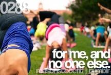 Fitness.Motivation. / by Jasmin Camacho