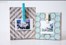 DecoArt #Inspiration / We love DecoArt! Find tons of project ideas from their blog here / by Jo-Ann Fabric and Craft Stores